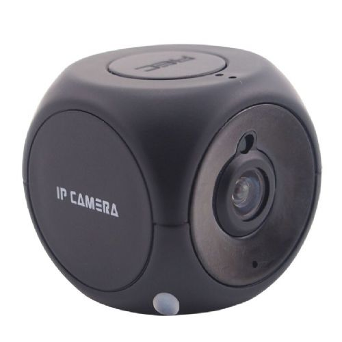 Hidden Mini Cube Camera with WIFI and night vision